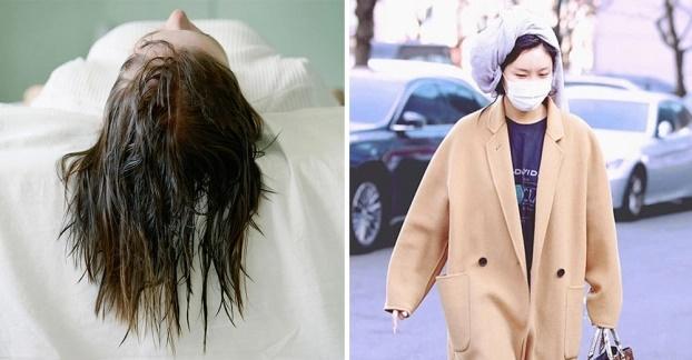 4 điều tuyệt đối không nên làm khi tóc còn đang ướt - Ảnh 1