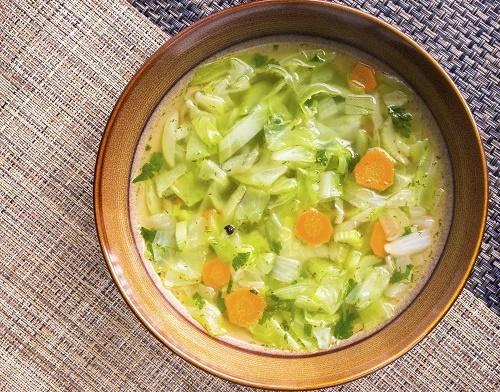 Thêm một gợi ý để chị em tham khảo khi chung tay giải cứu nông sản vùng dịch: Món soup dễ nấu, ăn càng nhiều cân càng giảm! - Ảnh 1