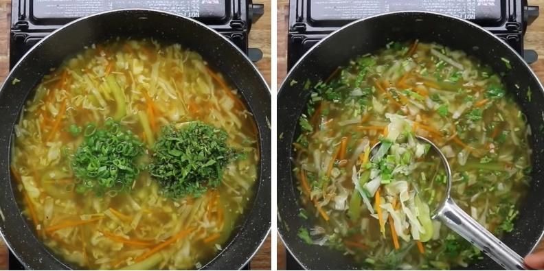 Thêm một gợi ý để chị em tham khảo khi chung tay giải cứu nông sản vùng dịch: Món soup dễ nấu, ăn càng nhiều cân càng giảm! - Ảnh 4