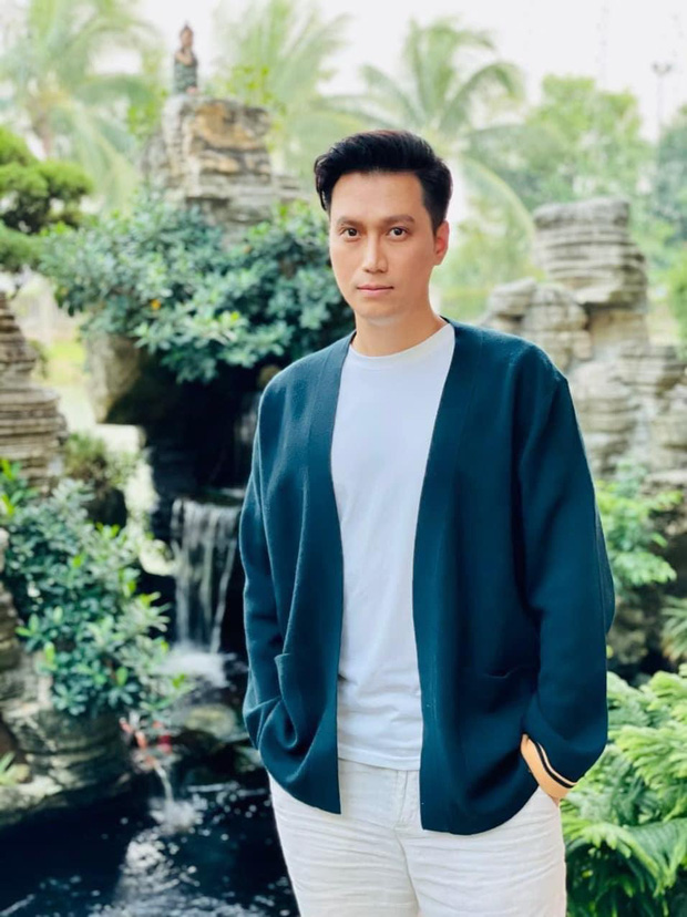 Diễn viên Việt Anh gây hoang mang với combo mặt đơ cứng và mũi méo mó, xiêu vẹo lạ thường - Ảnh 2