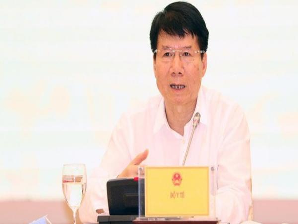 Thứ trưởng Bộ Y tế nói gì trước đề xuất giãn cách một số quận ở TP HCM? - Ảnh 1
