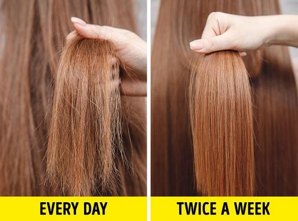 8 sai lầm khi gội đầu làm tóc khô, gây viêm da đầu - Ảnh 1