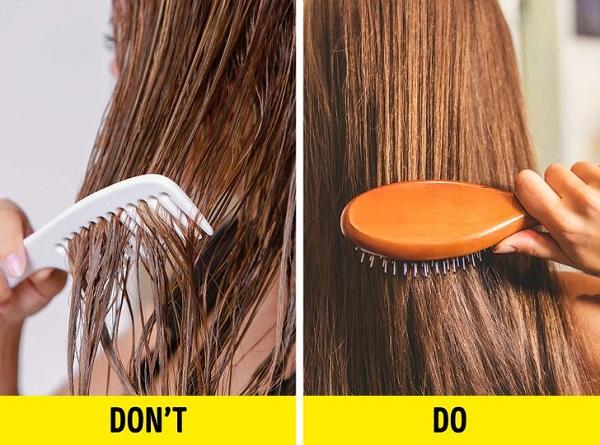 8 sai lầm khi gội đầu làm tóc khô, gây viêm da đầu - Ảnh 8