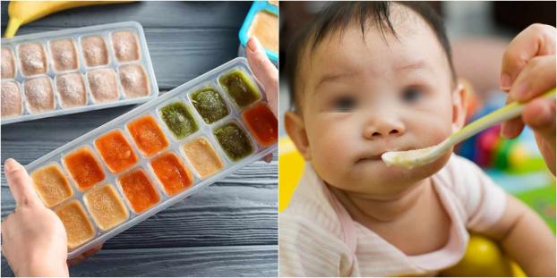 Bổ sung quá nhiều rau - Sai lầm trong ăn dặm dẫn đến trẻ suy dinh dưỡng - Ảnh 1