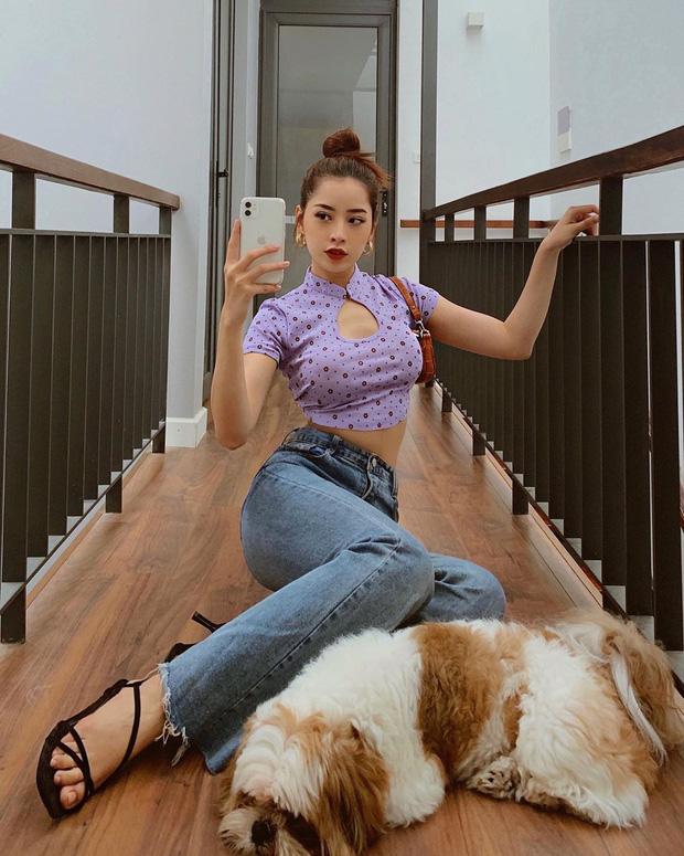 Diện quần jeans, chị em hãy học sao Việt mix với 4 kiểu giày sau là chuẩn chỉnh, còn kéo chân dài tít tắp - Ảnh 1