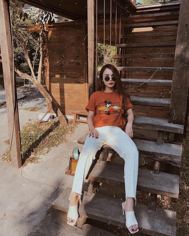 Diện quần jeans, chị em hãy học sao Việt mix với 4 kiểu giày sau là chuẩn chỉnh, còn kéo chân dài tít tắp - Ảnh 11