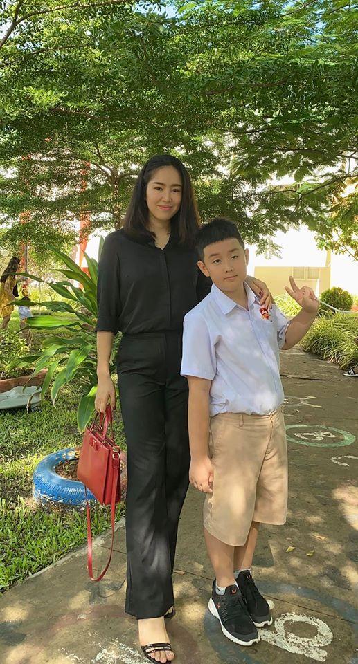 con trai le phuong 5