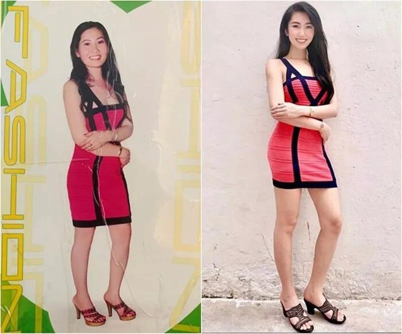 Nhan sắc gây chú ý của mẹ ruột Hari Won, Ninh Dương Lan Ngọc, Hương Giang Idol - Ảnh 1