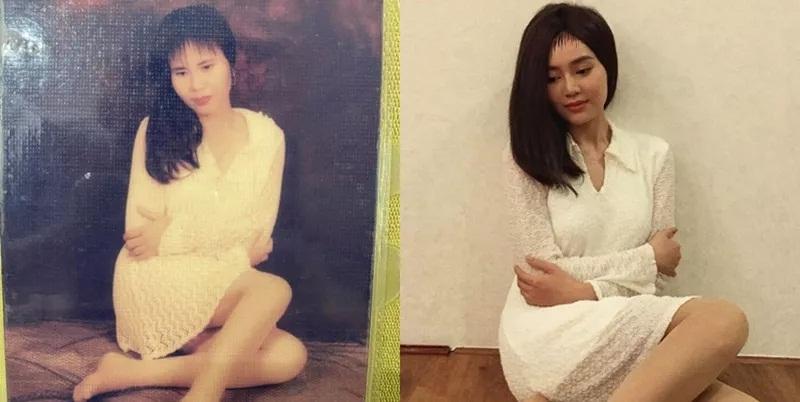 Nhan sắc gây chú ý của mẹ ruột Hari Won, Ninh Dương Lan Ngọc, Hương Giang Idol - Ảnh 2