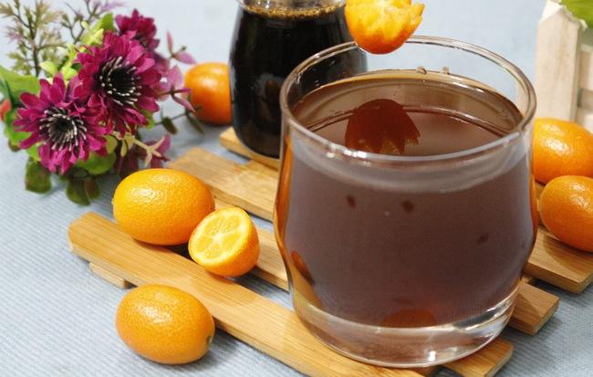 Mùa đông không lạnh với trà kim quất mật ong thơm phức cực ngon - Ảnh 3