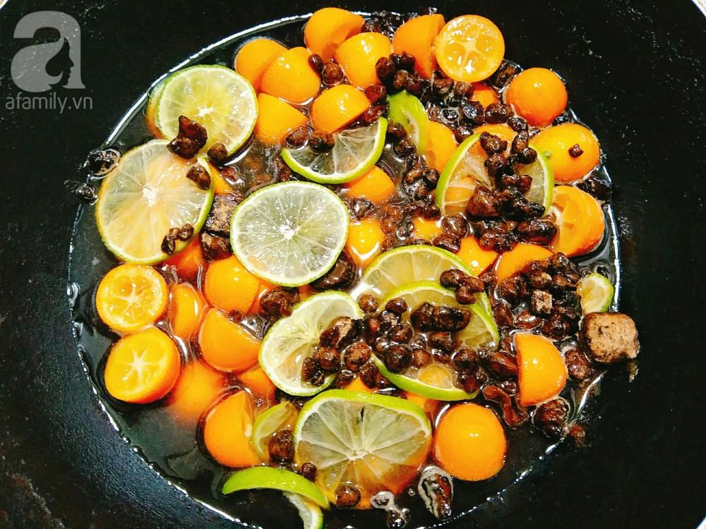 Mùa đông không lạnh với trà kim quất mật ong thơm phức cực ngon - Ảnh 2