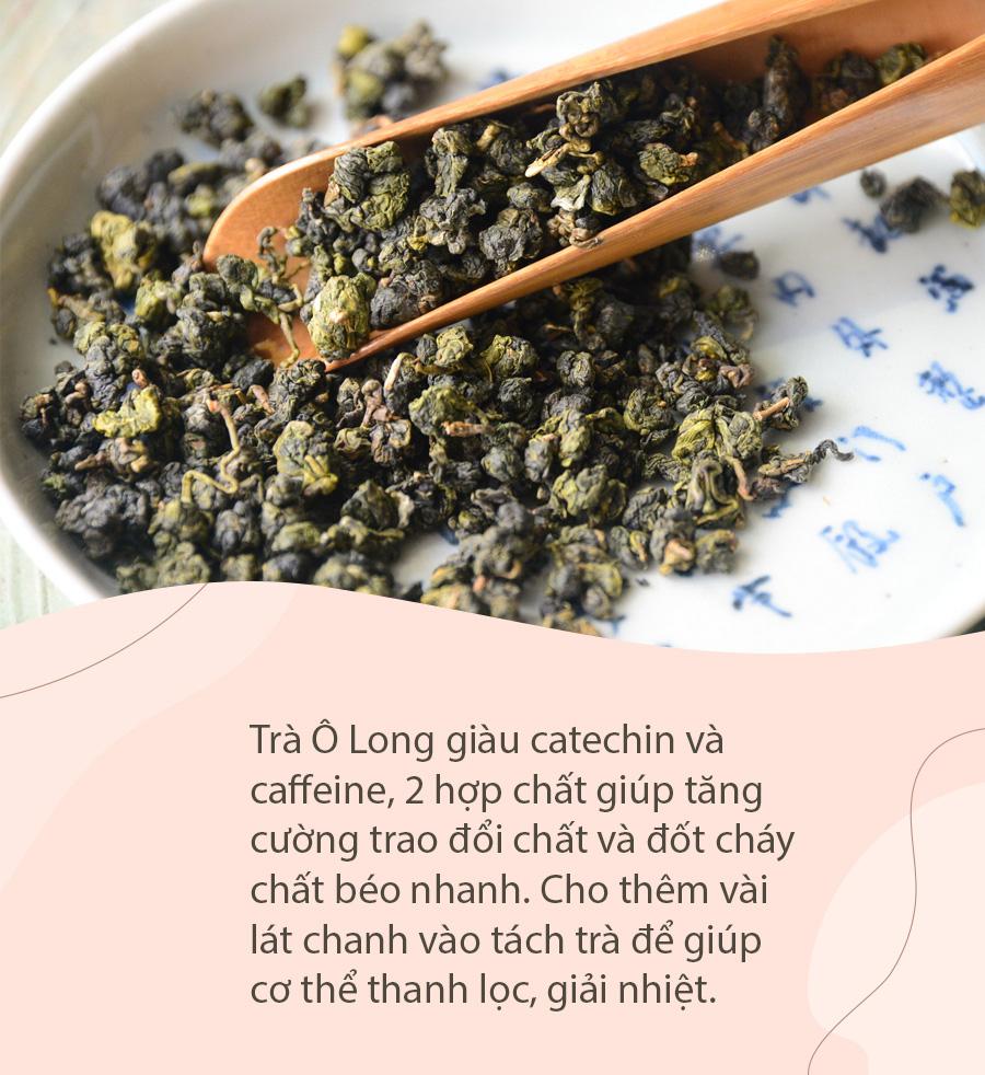5 loại trà vừa nuôi dưỡng nội tạng, ngừa ung thư lại đốt mỡ bụng nhanh - Ảnh 4