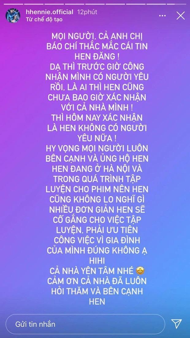Bạn trai cũ H'Hen Niê có động thái gây chú ý hé lộ mối quan hệ với nàng hậu sau chia tay - Ảnh 3