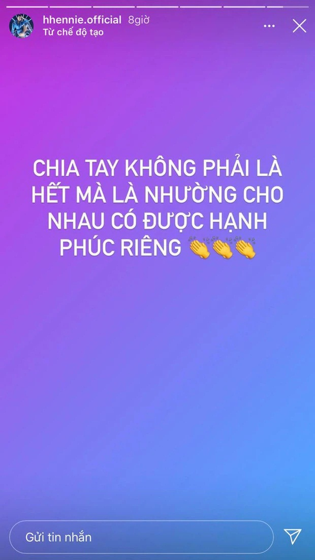 Bạn trai cũ H'Hen Niê có động thái gây chú ý hé lộ mối quan hệ với nàng hậu sau chia tay - Ảnh 5
