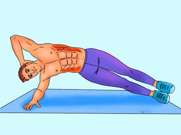 Bài tập 10 phút mỗi ngày cho cơ bụng 6 múi cuồn cuộn không cần đến phòng gym - Ảnh 7