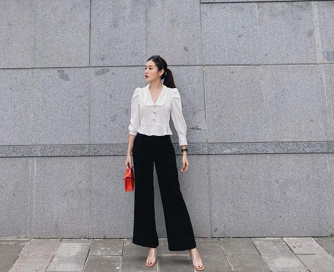 5 kiểu giày mát mẻ, mix đồ nào cũng hợp lại còn kéo dài chân được sao Việt diện tới tấp, nàng nào cũng nên thử - Ảnh 3