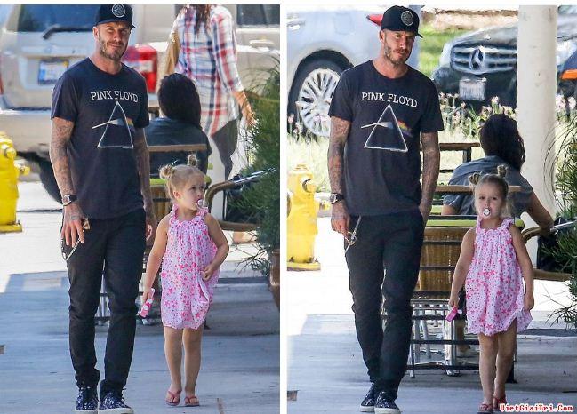 Nguyên nhân nào khiến con gái của David Beckham dù xinh như 1 nàng công chúa nhưng luôn bị chê trách? - Ảnh 5