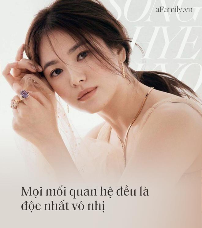 Song Hye Kyo 'đá xoáy' chồng cũ Song Joong Ki trong bài phỏng vấn mới: Nhấn mạnh sự 'phức tạp' tới 3 lần, khẳng định tình yêu phải được giữ gìn từ hai phía? - Ảnh 3