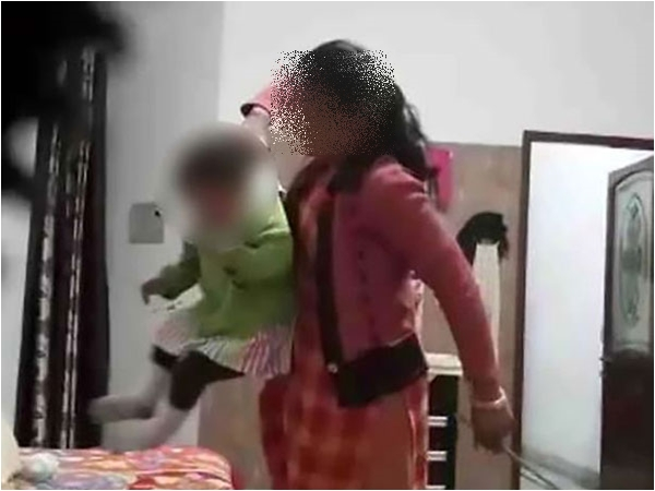 Người giúp việc đánh đập, quăng quật bé gái 1 tuổi như đồ chơi vì ồn ào