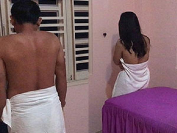 Bắt quả tang vợ và bạn thân trần như nhộng trong nhà nghỉ, chồng có hành động bất ngờ khiến ai cũng sốc