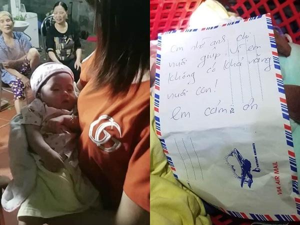 Hải Phòng: Bé gái bị bỏ rơi ngoài đường, đọc dòng chữ viết vội người mẹ để lại mà đau thắt lòng