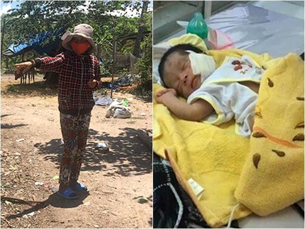 Người mẹ khai nhận nguyên nhân chôn sống con mới sinh ở Bình Thuận