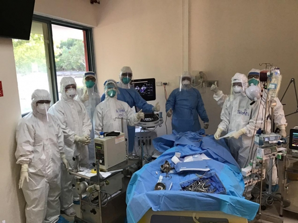 Bệnh nhân 1553 nhiễm COVID-19 có bệnh lý nền đái tháo đường, đang theo dõi diễn biến nặng