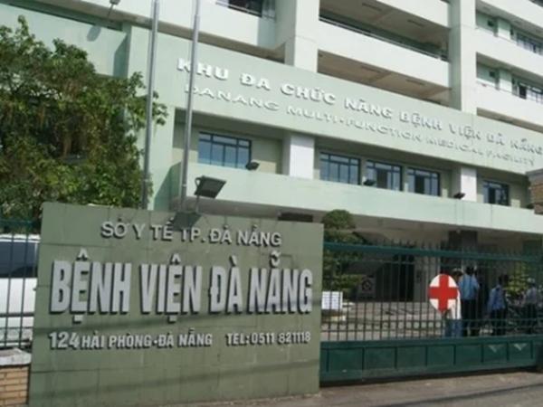 Bố của bệnh nhân 418 qua đời tại bệnh viện Đà Nẵng