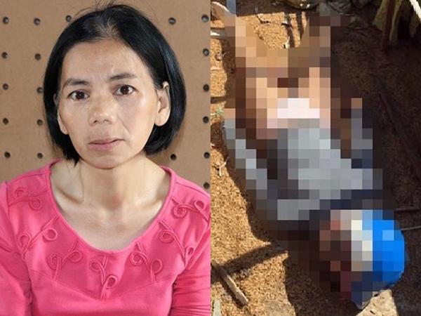 Vợ Bùi Văn Công nghe tiếng nữ sinh giao gà kêu cứu yếu ớt suốt 3 ngày nhưng không ngăn cản