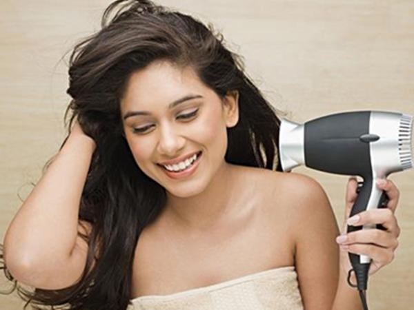 Cách sấy tóc đúng chuẩn giúp tóc luôn bóng mượt