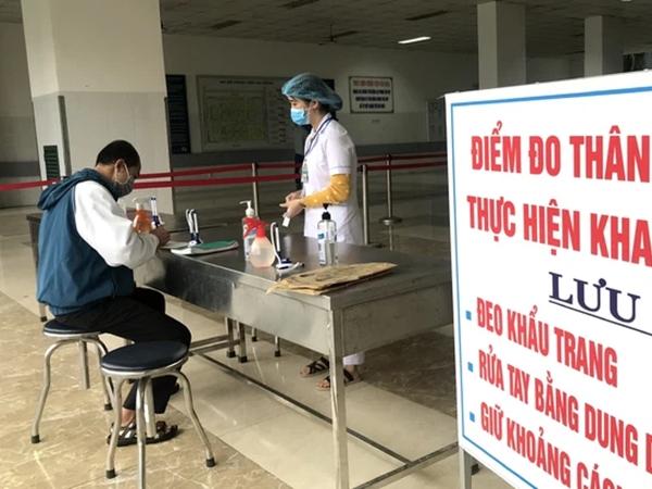 Về Hải Dương ăn Tết, người đàn ông đi nhậu nhiều nơi, tự rời khỏi bệnh viện khi đang chờ xét nghiệm Covid-19