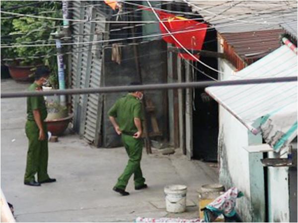 Công an TP HCM phong toả căn nhà có 5 người tử vong
