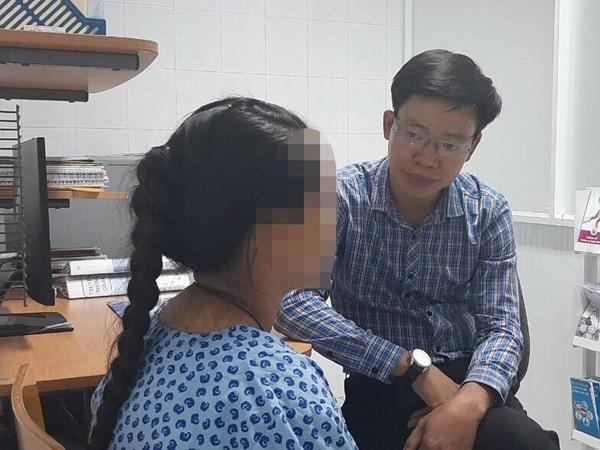 Bé gái 14 tuổi nghi bị cậu ruột hiếp dâm suốt 3 năm đến mang thai: 'Cậu dặn lên đây phá thai rồi về'