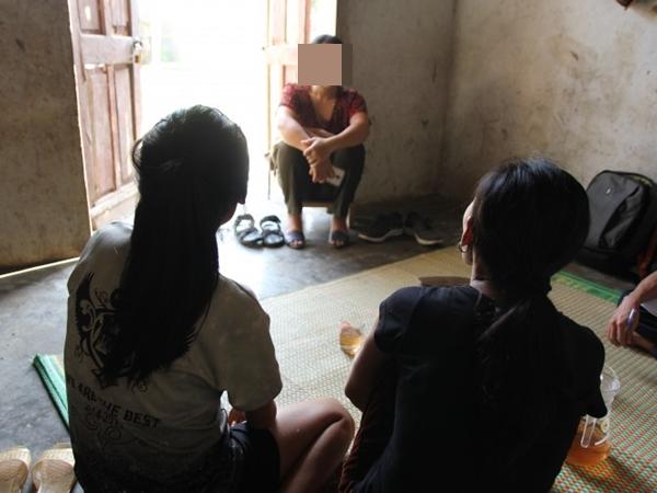 Lời khai gây phẫn uất của đối tượng hiếp dâm con gái ruột đến mang thai ở Nghệ An