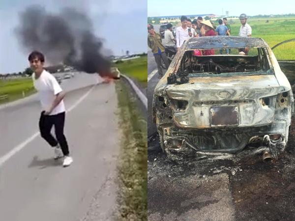 Vụ tài xế gào khóc bên chiếc xe hơi cháy ngùn ngụt: Nguyên nhân đến từ thứ tưởng vô hại được rải đầy đường
