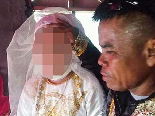 Chú rể U50 lấy vợ 13 tuổi, tuyên bố về chuyện chăn gối và con cái còn sốc hơn