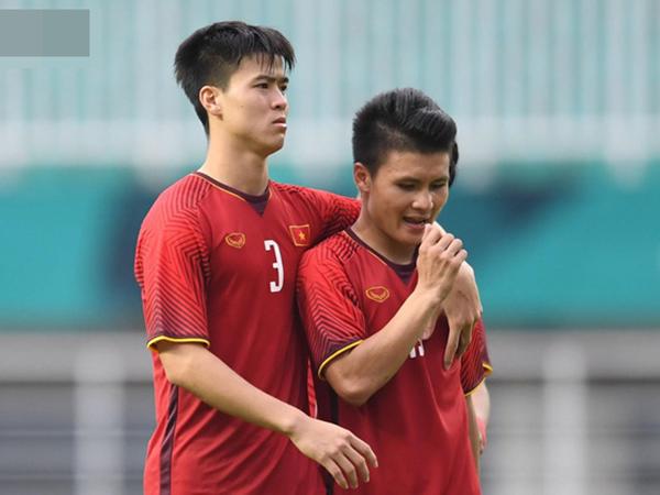 Cổ động viên quá khích vào facebook Quang Hải chửi bới sau thất bại của Olympic Việt Nam