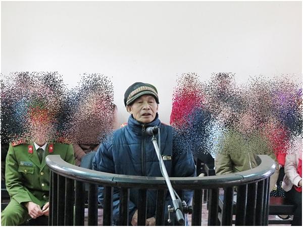 Cụ ông 81 tuổi xâm hại bé 16 tháng đến rách màng trinh: Lãnh 4 năm rưỡi tù
