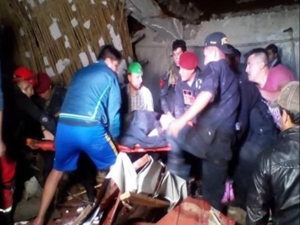 Xót xa đám cưới bỗng biến thành đám tang, 15 người chết và 34 người bị thương