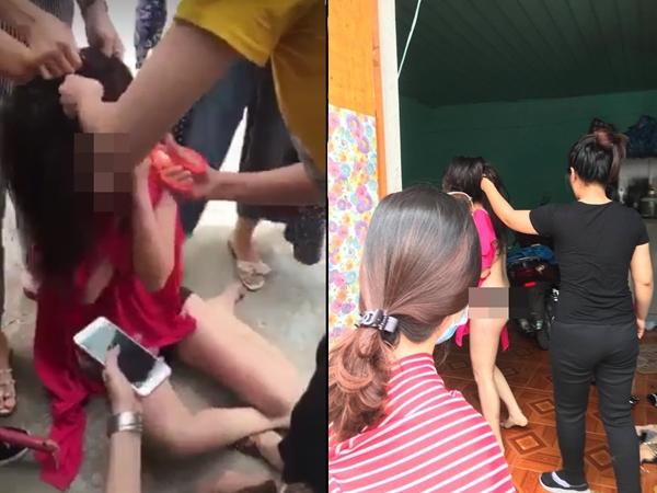 Công an xác định nguyên nhân vụ cô gái trẻ bị đánh ghen cắt tóc, xé nát quần áo