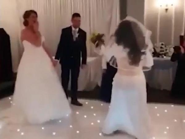 Đang làm đám cưới với vợ ba, chú rể bị vợ cả xông vào đánh 'ba má nhận không ra'