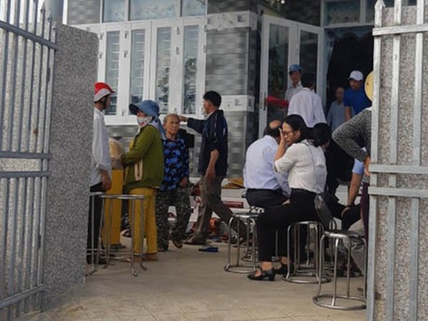Vụ 4 học sinh lớp 8 đuối nước ở Bình Định: 2 em chết đuối thương tâm, 1 em mất tích