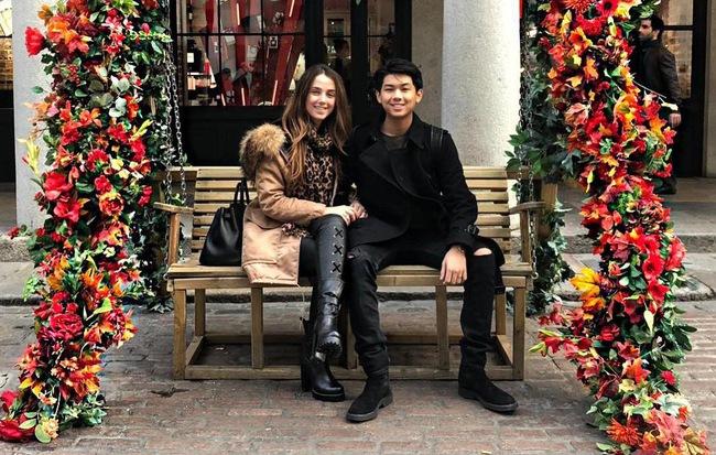 Em chồng Hà Tăng và bạn gái khoe Valentine hạnh phúc, đập tan tin đồn rạn nứt trước đó