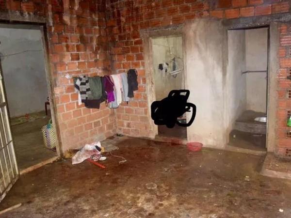 Gia Lai: Vợ chết bí ẩn trong nhà tắm, chồng nguy kịch dưới bếp với nhiều vết thương