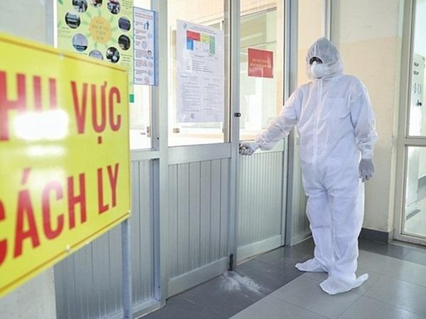 Hải Dương: Nữ công nhân đến Nhật Bản bị phát hiện nhiễm COVID-19, cách ly khẩn cấp 16 F1
