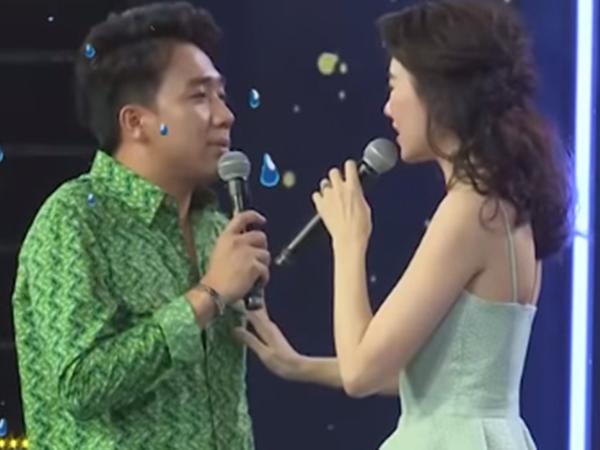 Hari Won phũ phàng với Trấn Thành: 'Anh không có tư cách để nói'