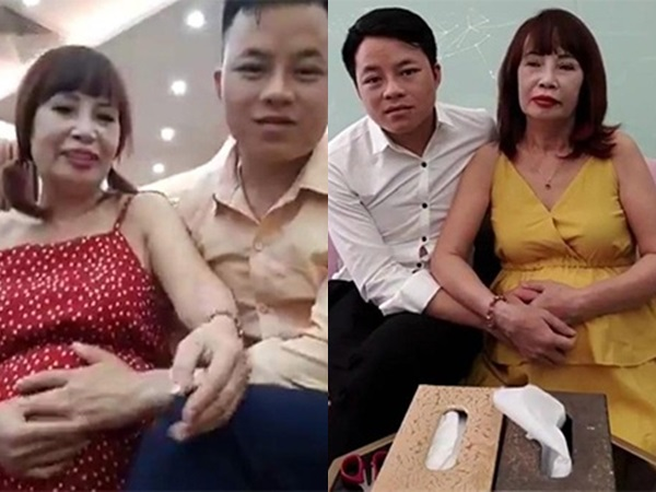"""Hết chuyện mang bầu ở tuổi 62, cô dâu Thu Sao không ít lần còn gây sốc, tố chồng trẻ """"đong đưa"""" với gái trẻ"""
