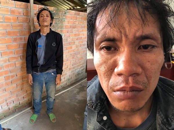 Chân dung nghi phạm hiếp dâm bé gái bán vé số, cướp 1 triệu đồng ở Kiên Giang
