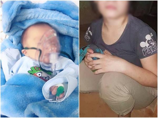 Bé gái nghi bị bác ruột cưỡng hiếp đến sinh con, cha phẫn uất làm đơn tố cáo