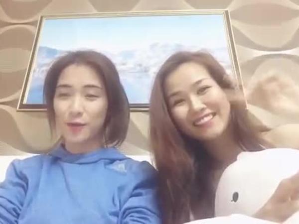 Hòa Minzy và Võ Hạ Trâm cover ca khúc Anh Cứ Đi Đi của Hari Won